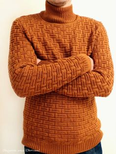 Фото, автор barkinder на Яндекс.Фотках Pullover Design, Sweater Design, Frugal Male Fashion, Mens Fashion, Boys Sweaters, Sweaters For Women, Gents Sweater, Vintage Crochet Patterns, Stylish Mens Outfits