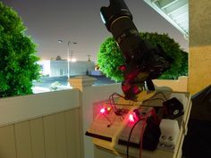 Buidling a DIY Barn Door Tracking Mount for Long Exposure Astrophotography barndoormount1