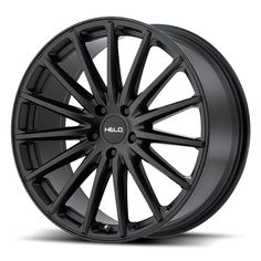 HELO Satin Black Wheel Chromium (hexavalent compounds) x inches x 72 mm, 38 mm Offset) Lifted Trucks, Chevy Trucks, Pickup Trucks, Rims For Cars, Rims And Tires, Car Rims, Helo Wheels, Rim And Tire Packages, Ford Flex