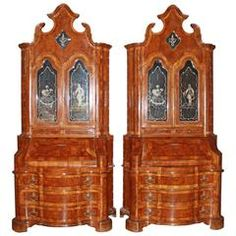 Pair of Italian Cabinets
