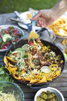 Meksykańska kolacja na powitanie lata!