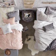 Dorm Room Ideas - College Room Decor - Dorm Inspiration   Dormify