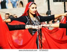 georgian traditional clothing -