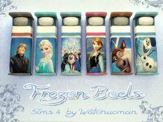 Das ist ein Sims 4 Recolour des EA Betts mit der Besetzung aus dem Film Frozen. DOWNLOAD