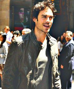 #TVD The Vampire Diaries  Ian Somerhalder(Damon)