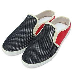 4 Colors Mens Breathable Summer Mesh Shoes