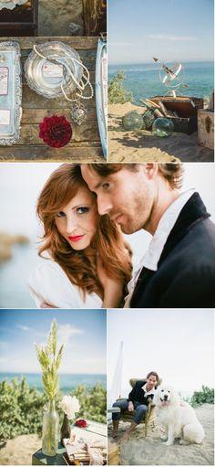 Shipwrecked Wedding Inspiration 8