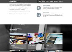 Ideaware - Interface Design, Experience Design, Website Design