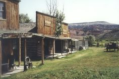 Old Western Town Photo: This Photo was uploaded by Find other Old Western Town pictures and photos or upload your own with Photobucket fr. Old West Town, Old Town, Abandoned Houses, Abandoned Places, Old Western Towns, Cowboy Pictures, My Ghost, New West, Outdoor Retreat
