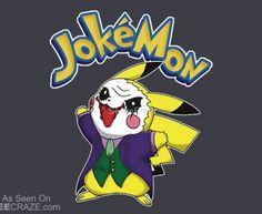 Jokemon T-Shirt