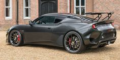 2017 Lotus Evora GT430: Most powerful road-going Lotus revealed - UPDATE - Photos (1 of 4)