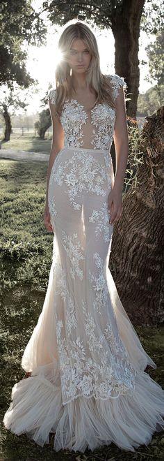 Idan Cohen 2017 Bridal Collection - princess - Belle The Magazine