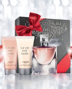 Lancome La vie est belle Moments Set