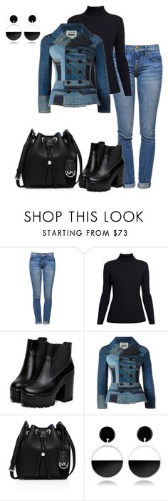 weekend by howard-simon on Polyvore featuring Rumour London, Current/Elliott, MICHAEL Michael Kors and Marni