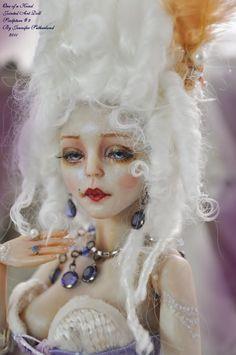 sweet marie antoinette doll