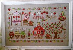 Apple  Farm de Cuore e Batticuore - Grilles Point de Croix - Grilles Point de Croix - Casa Cenina