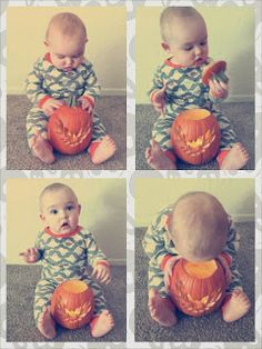Cute First Halloween Pictures