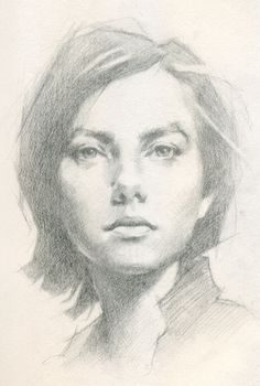 Pencil Sketch - Jeff Haines
