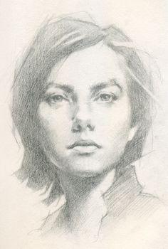 Pencil Sketch - Jeff Haines