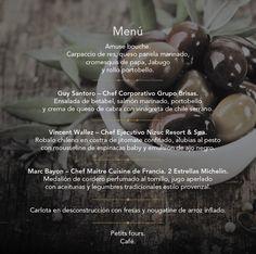 #Agenda Semana Gastronómica en Almara  de Guy Santoro