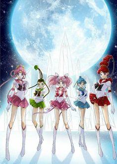 Sailor scouts del futuro