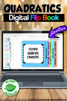 Students learn all 5 methods and practice onine with the digital version of my popular flip book. Great for distance learners and no printing and assembling for you. #distancelearningtpt