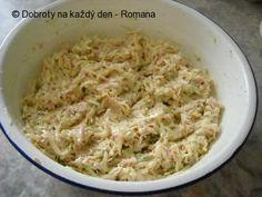 Recept Celerová pomazánka - Naše Dobroty na každý den | Recepty online