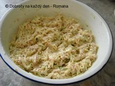 Recept Celerová pomazánka - Naše Dobroty na každý den