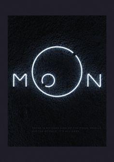 Moon print | Abduzeedo Design Inspiration