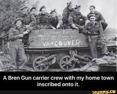 Image result for canadian Bren gun carriers
