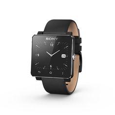 Sony's SmartWatch 2 is the company's latest effort to get on your wrist, by Dan Seifert #article #wearabletech