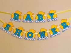 Rubber Duck Baby Shower, Rubber Duck baby banner, Baby shower banner, baby shower decorations,Rubber Ducky Baby Showers, Rubber Ducky Baby Shower, Baby Shower Duck, Baby Shower Vintage, Boy Baby Shower Themes, Juegos Baby Shower Niño, Rubber Ducky Birthday, Baby Favors, Baby Banners