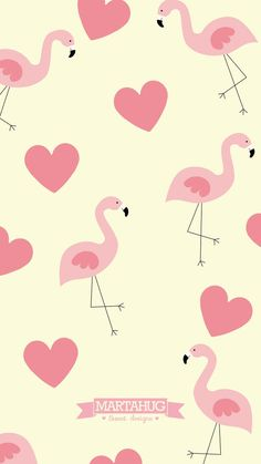 Find images and videos about wallpaper, background and phone on We Heart It - the app to get lost in what you love. Flamingo Puns, Flamingo Art, Flamingo Pattern, Pink Flamingos, Flamingo Wallpaper, Summer Wallpaper, Photo Wallpaper, Flamingo Illustration, Beautiful Handmade Cards