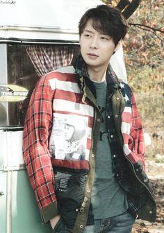 JYJ 2015 calendar - Park Yoochun