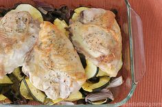 Cookbook of the Month Recipe - Roasted Chicken and Vegetables - Taste and Tell