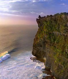Uluwatu Cliff Temple - Bali