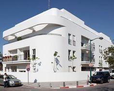 העיר הלבנה, הדור הבא: מבני באוהאוס חדשים בתל אביב סגנון הבאוהאוס אמנם מזוהה עם תחילת המאה ה-20,אבל מתברר שהוא חי ובועט גם היום בתל אביב. קבלו הצצה ל-3 פרויקטים חדשים בעיר הלבנה