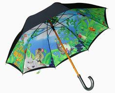 Paraguas personajes de Estudio Ghibli   Todokawaii