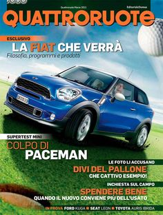 Quattroruote Marzo 2013 (Italy) Italian   378 pages   PDF   272.33 MB