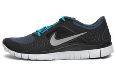 88604db60694 Nike Free Run+ 3 Mens Running Shoes 510642-405 Nike.  76.31. rubber sole