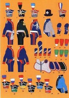 Les légions de Dabrowski - Armée polonaise