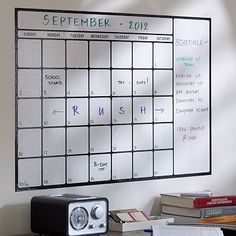 Back To College Wall Calendar | Back To School | Pinterest | Back To, Back  To College And Wall Calendars