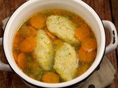 Supa+de+mazare+cu+galuste
