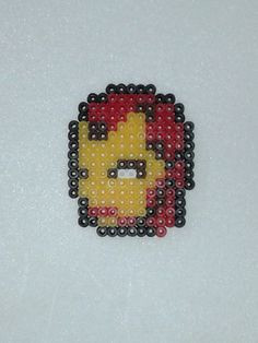 Ironman Hama Beads