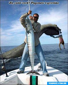 Nice História de Pescador!
