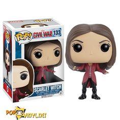 Scarlet Witch POPVinyl