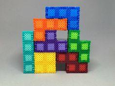 Tertis   3D Perler   Puzzle   Startseite-Dekor   Spiel   Mehrere Sets