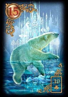 Saiba e aprenda mais sobre as combinações das cartas do Baralho Cigano Lenormand e aprofunde seus conhecimentos na carta Urso.