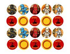 Craft, Interrupted: Ninjago Party Printables ~ Ninja circles and banner Karate Birthday, Ninja Birthday Parties, Birthday Ideas, 7th Birthday, Karate Party, Happy Birthday, Golden Birthday, Birthday Stuff, Lego Ninjago