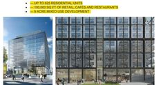 FACTS about Ruskin Square and its devleopment. Shows how Croydon is changing and upgrading from its 70's style buildings.